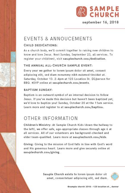 Collection Nine:<br />Bulletin<br />(Design File)
